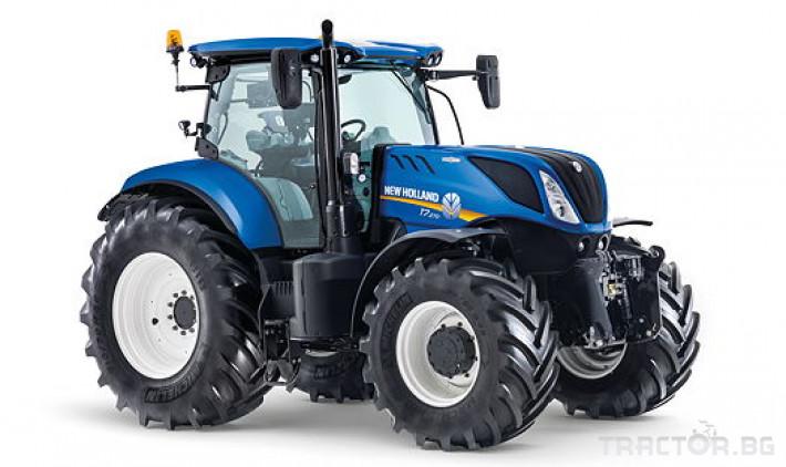Части за трактори Резервни части за трактори New Holland 1 - Трактор БГ